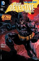 DETECTIVE COMICS #19