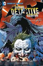 BATMAN: DETECTIVE COMICS: OBLICZA MIERCI