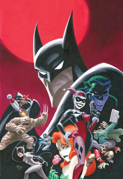 Batman: The Animated Series (1992-1995) PL.TVRip.XviD+DVDRip-RMX-NN /  Dubbing , Lektor PL *dla EXSite.pl*