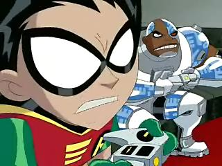 Teen titans the lost episode