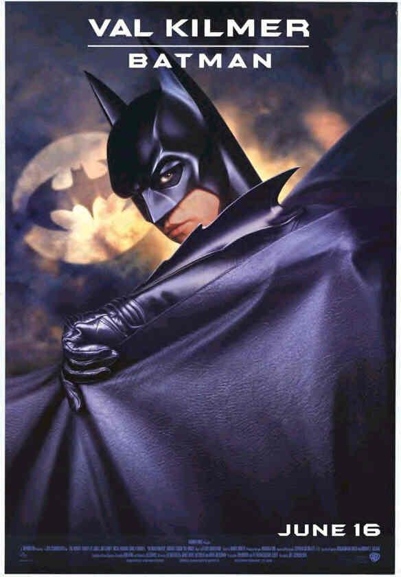 BATMAN FOREVER | Plakaty