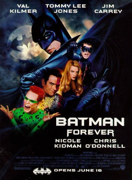 film Batman Forever FRENCH BDRIP en streaming
