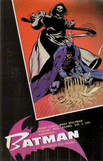 Batman: Przysiêga zza grobu - komiks [.CBR][PL] *dla EXSite.pl*