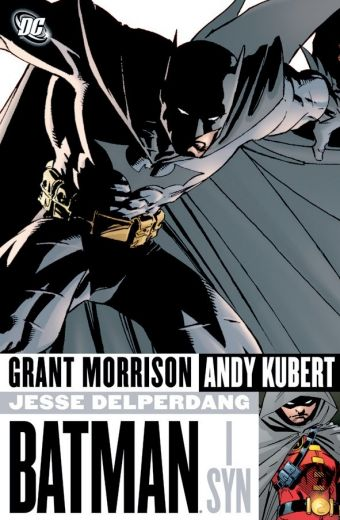 Batman i syn - komiks [.CBR][PL] *dla EXSite.pl*