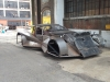 Batmobil - stunt