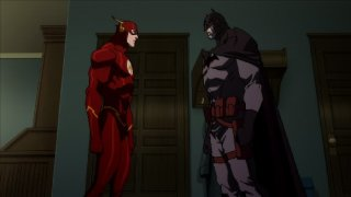 Flash i Thomas Wayne