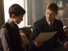 James Gordon i Bruce Wayne