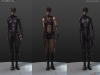 Catwoman - concept art