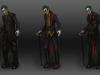 Joker - concept art