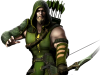 Green Arrow w Injustice: Gods Among Us
