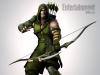 Green Arrow w Injustice: Gods Among Us