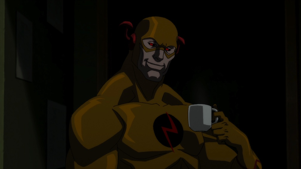 Filme online: Justice League: The Flashpoint Paradox (2013)