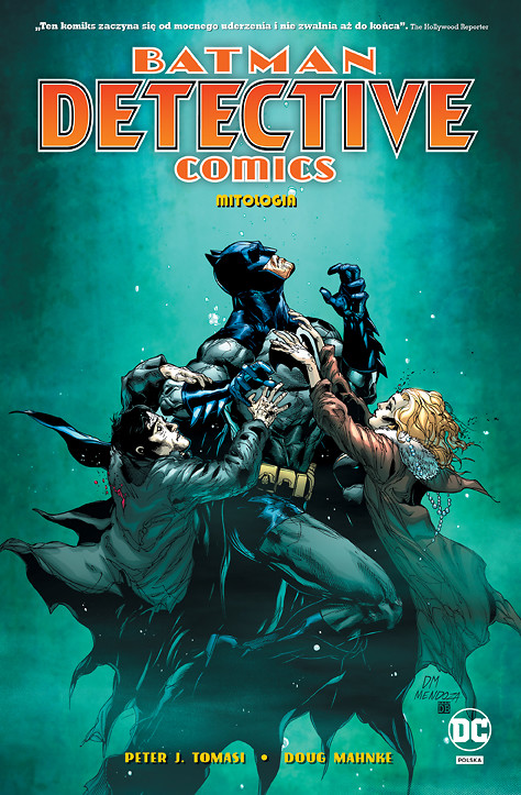 Batman – Detective Comics, Tom 1: Mitologia
