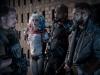 Rick Flag, Harley Quinn i Deadshot, Captain Boomerang