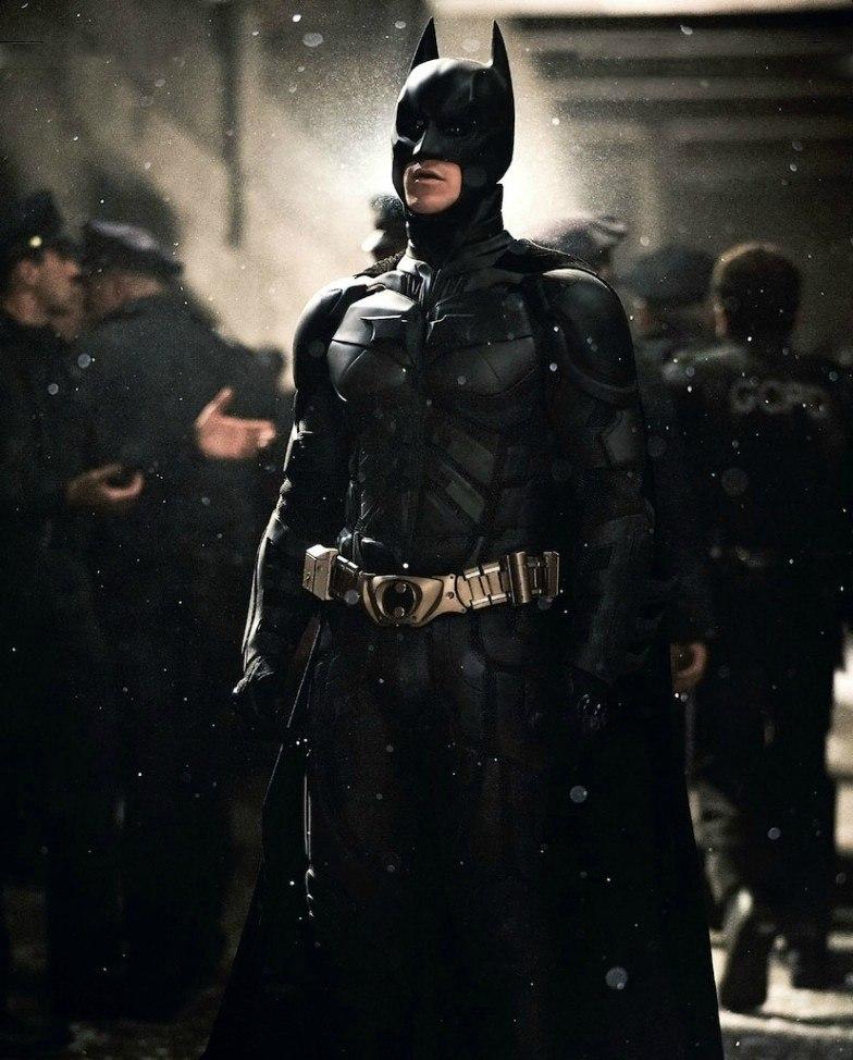 Batman Arkham Knight Batcave: Christian Bale O Roli Batmana I Współpracy Z Nolanem