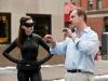 Catwoman i Nolan na planie TDKR
