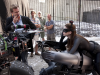 Catwoman i Christopher Nolan na planie TDKR