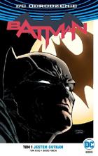 BATMAN, TOM 1: JESTEM GOTHAM