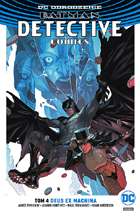 Batman – Detective Comics, tom 4: Deus Ex Machina