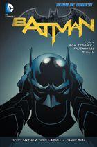 BATMAN, TOM 4: ROK ZEROWY - TAJEMNICZE MIASTO