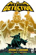 Detective Comics, Tom 2: Rycerz z Arkham