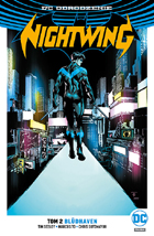 Nightwing, tom 2: Blüdhaven