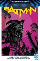 BATMAN, TOM 2: JESTEM SAMOBÓJCĄ