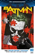 Batman, tom 4: Wojna Żartów z Zagadkami