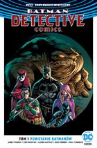 BATMAN: DETECTIVE COMICS, TOM 1: POWSTANIE BATMANÓW
