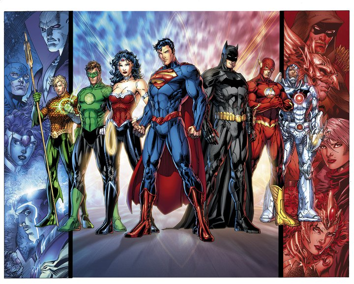 Nowa Justice League