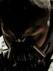 "Bane w ""The Dark Knight Rises"""