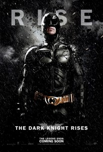 "Plakat ""The Dark Knight Rises"""