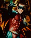 "Chris O'Donnell jako Robin w ""Batman Forever"""