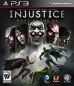 Injustice Gods Among Us Box Art