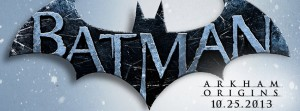 """Batman: Arkham Origins"" logo"