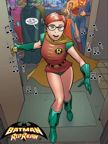 Carrie Kelly New 52 DC Comics