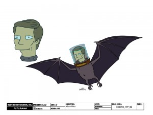 Batman - West Futurama