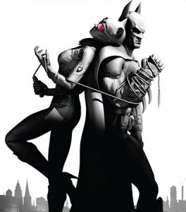 """Art z """"Batman: Arkham City"""""""