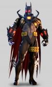 """Batman: Arkham Origins"" - Knightfall skin"