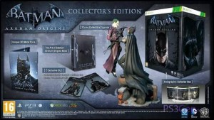 """Batman: Arkham Origins Collector's Edition"
