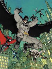 """""""Detective Comics #27"""" alternatywna okładka"""