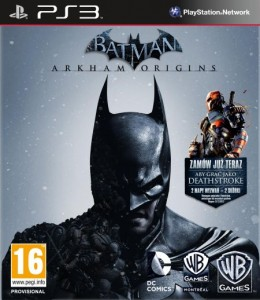 """Batman: Arkham Origins"" PS3"