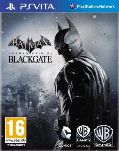 """Batman: Arkham Origins Blackgate"" PS Vita"