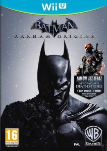 """Batman: Arkham Origins"" Wii U"