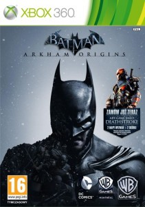 """Batman: Arkham Origins"" X360"