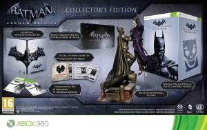 """Batman: Arkham Origins"" Edycja Kolekcjonerska"