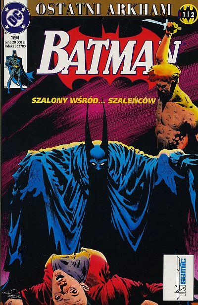 """""""Batman"""" TM-Semic"""
