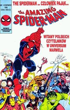 """""""Spider-Man #1"""" TM-Semic"""