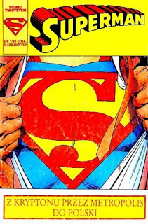 """Superman #1"" TM-Semic"