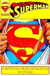 """Superman #1"" TM-Semic"